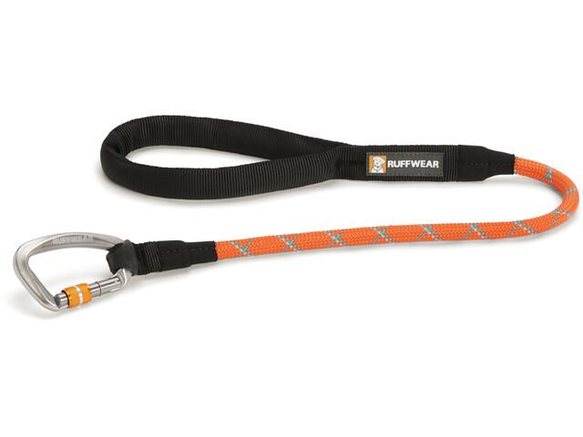 Ruffwear Knot-a-Long Guinzaglio, pumpkin orange
